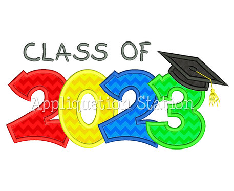 Class of 2023 Graduation Cap