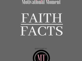 Faith Over Facts!
