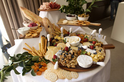 50th birthday grand cheese board