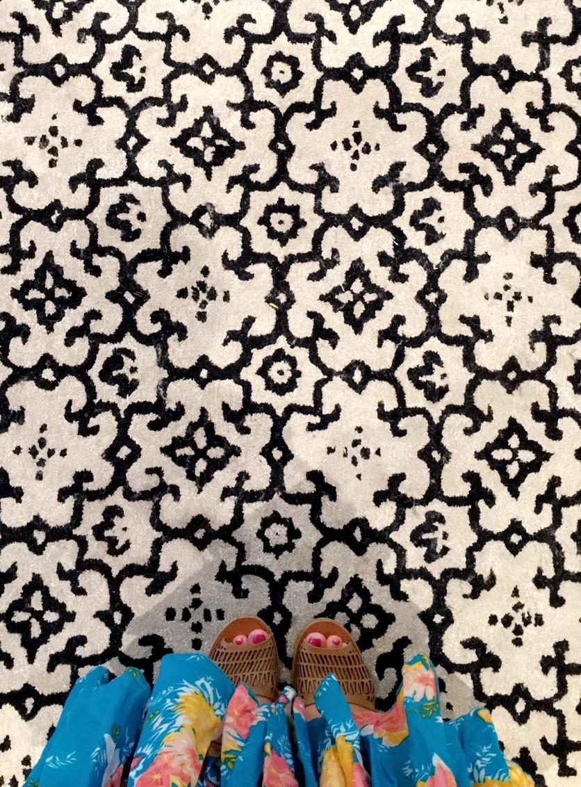 Little National Hotel floor