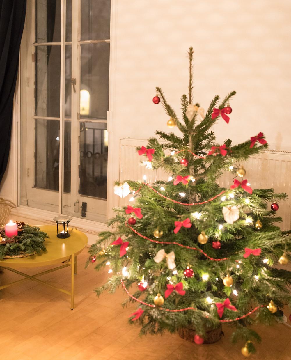 My very first Christmas tree