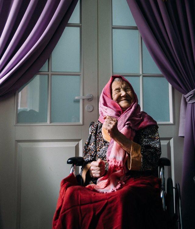Пансионат для пожилых Самара