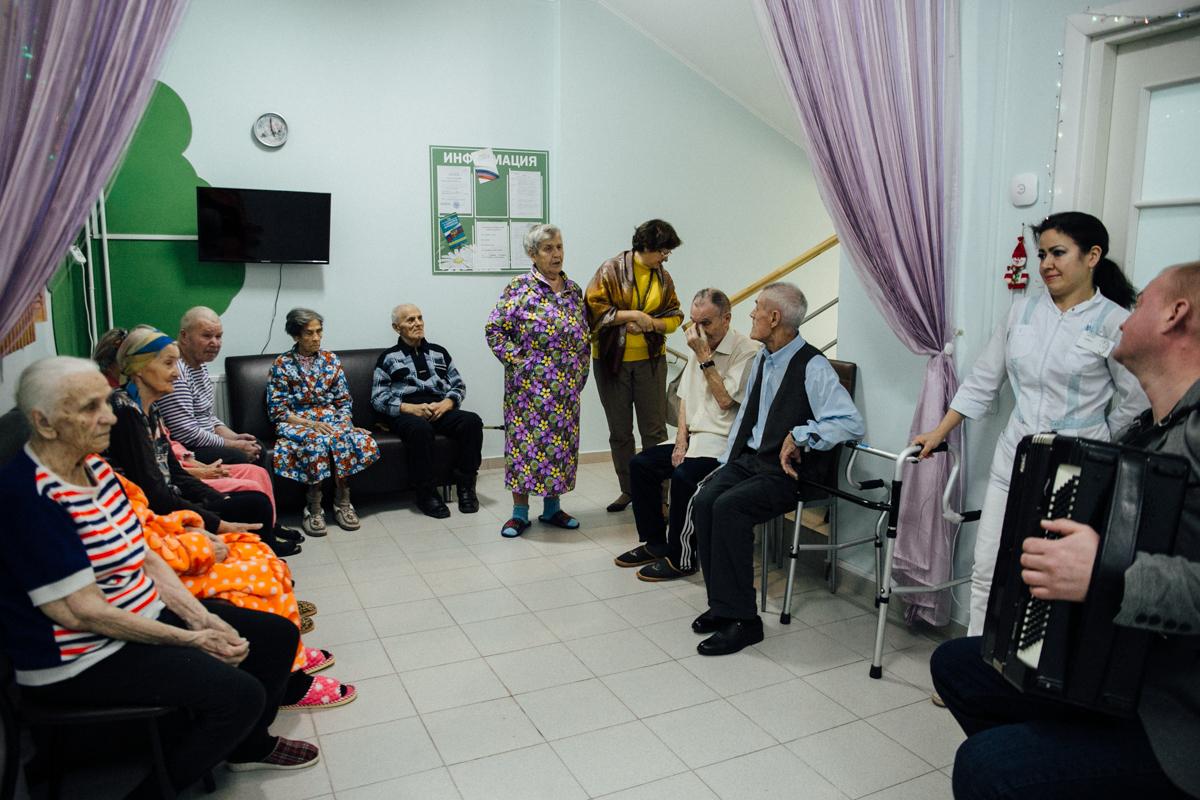 Частный дом престарелых гармония дом престарелых бердянск телефон