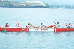 KaiEhitu Outrigger Team