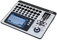 qsc mixer hire