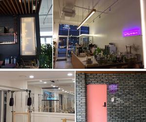 카페 메뉴판, 벽 간판, 현판, 명판으로도 활용 가능한 아크릴사인