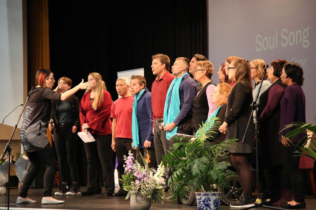 COL Soul Song Choir 2019