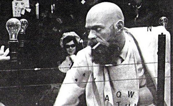 dj mendel, d.j. mendel, richard foreman, ontological theater