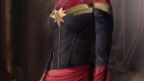 First Look at Captain Marvel