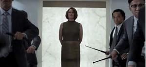 Sigourney Weaver plays Alexandra