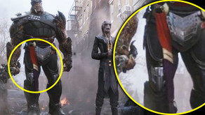 The Meaning of That Infinity War Sash