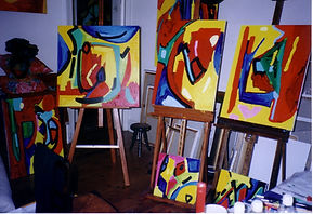 Cyb Peintre