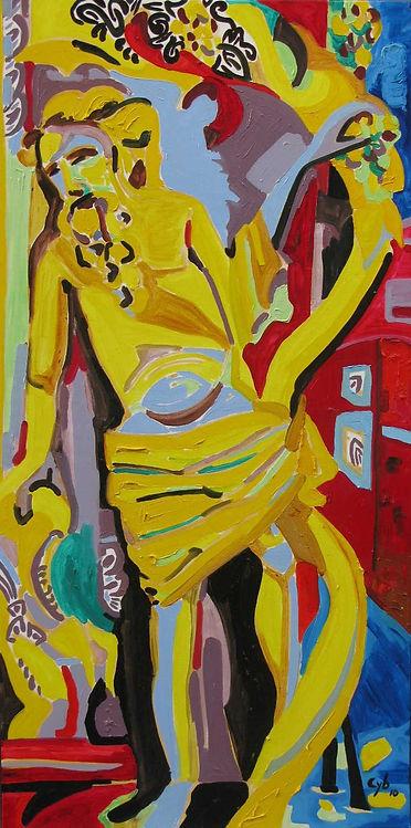 Venise-IV-(120-x-60cm)-Huile sur toile.j