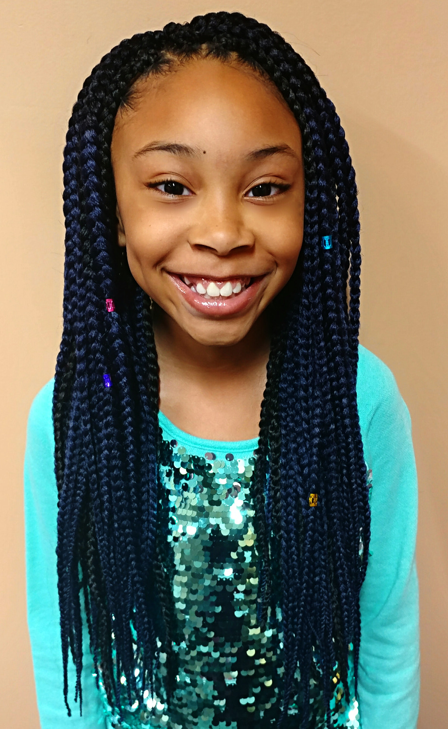 Freetress Medium Box Braids