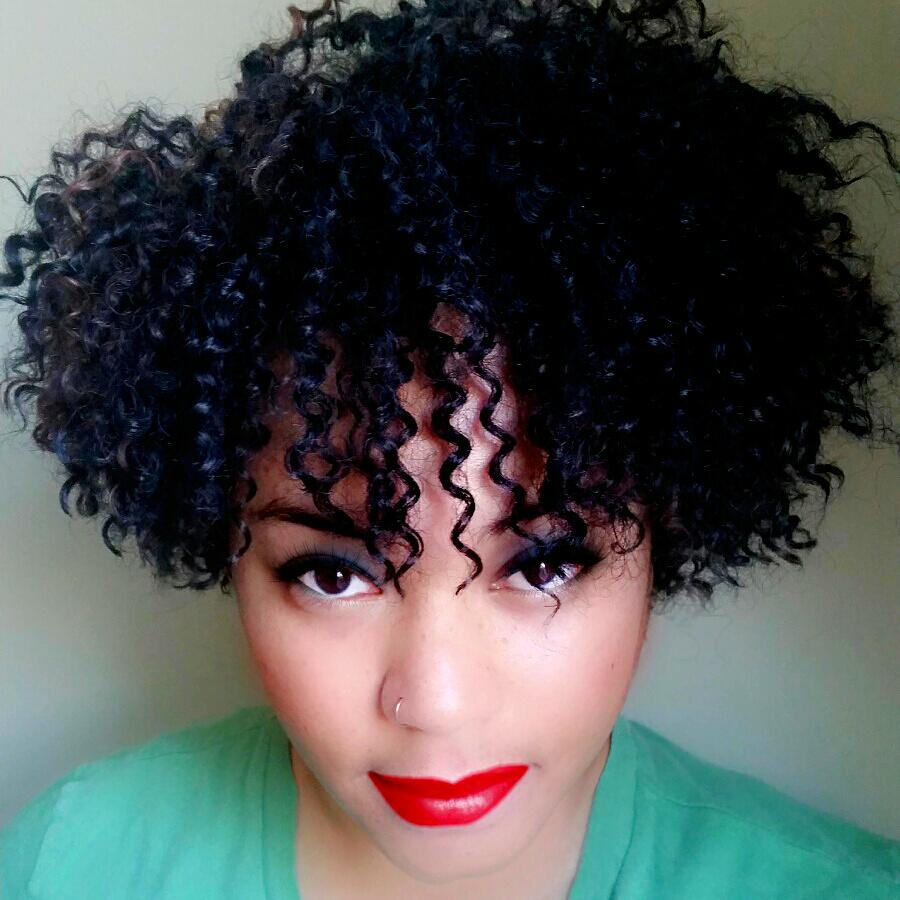 Pixie Cut Blend of textures