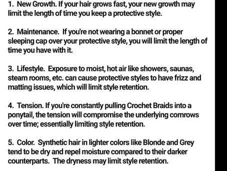 Style Retention