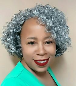 Freetress Gogo Curl Grey