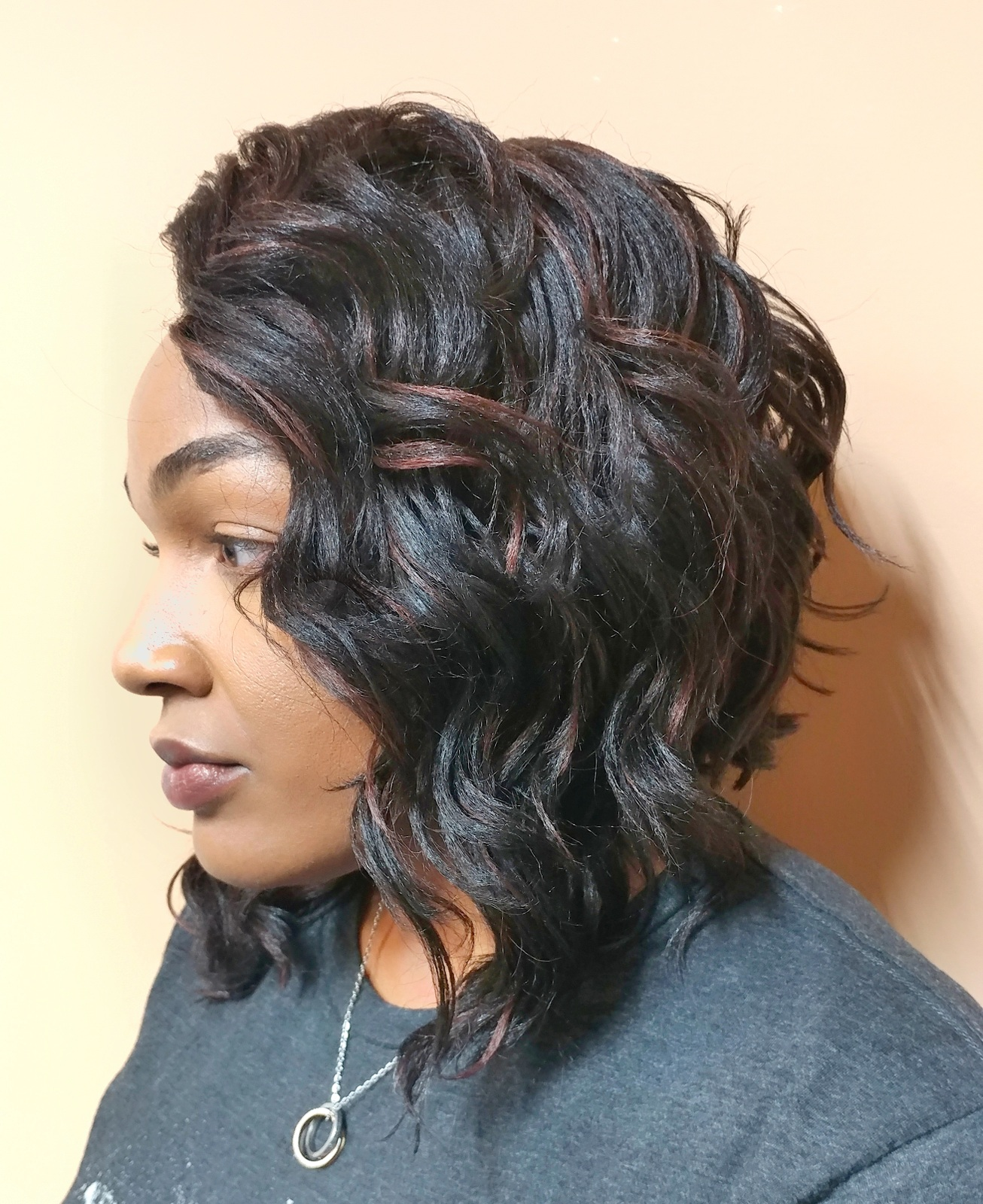 Kima Ocean Wave #2 & 33 Inverted Bob
