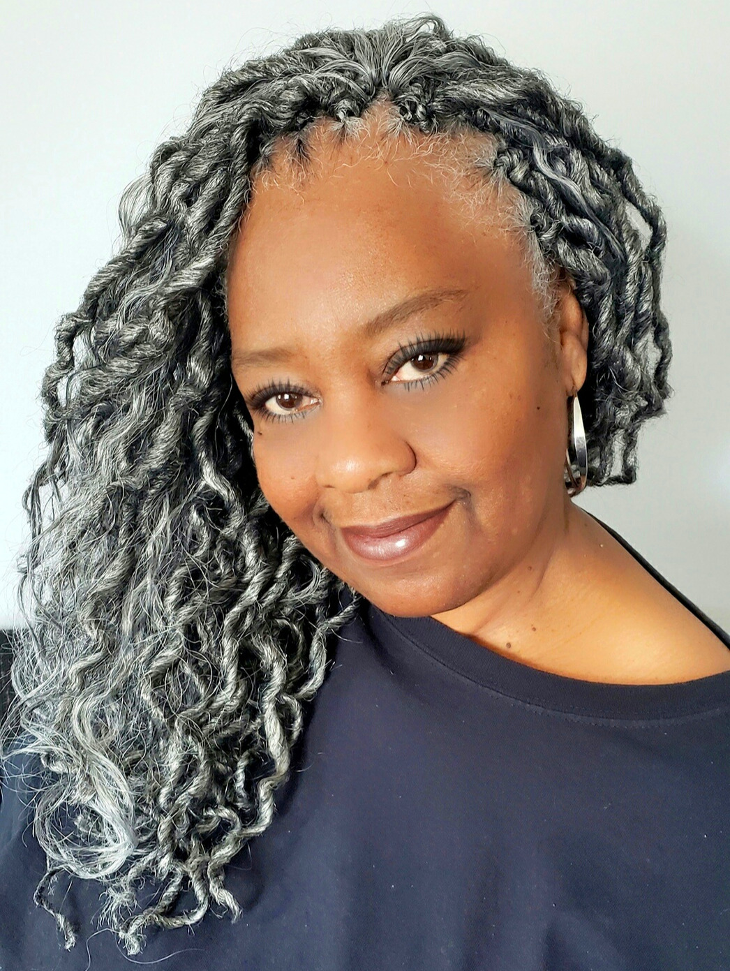 Boho Locs (color Storm)