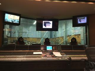 Abbey Load Studio in London (2017)