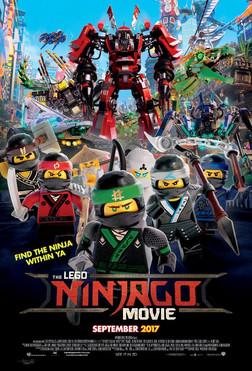 THE LOGE NINJAGO MOVIE