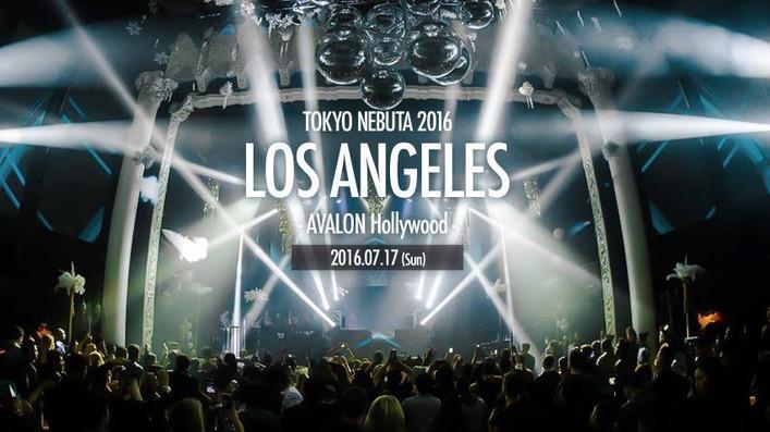 TOKYO NEBUTA in Los Angeles