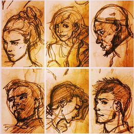 Expressions Timed Studies 3