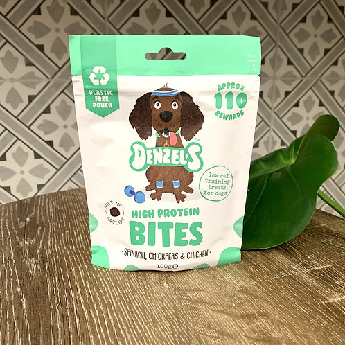 High Protein Bites | Soft 'n' Squishy Low Cal Training Treats | Denzels