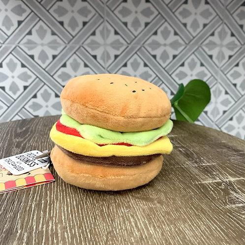 Burger Plush Toy | P.L.A.Y