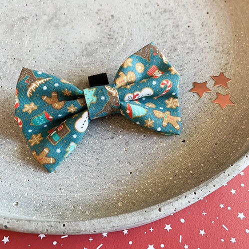 Christmas Time Bow Tie