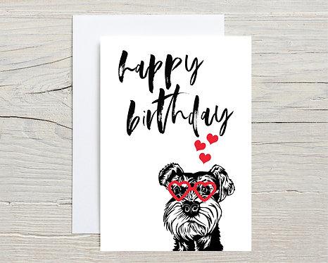 Card | Happy Birthday