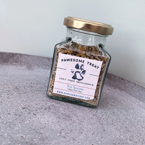 Fish Sprinkles - Pawesome Treat