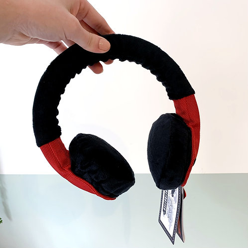 Headphones Plush Dog Toy