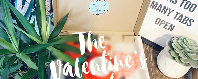 Monthly Surprise Gift Box | February | The Valentine's Box