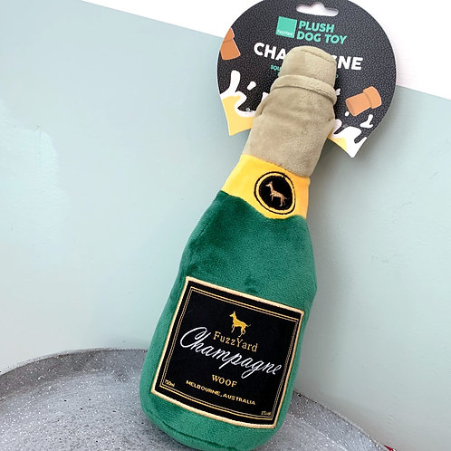 Champagne Plush Toy