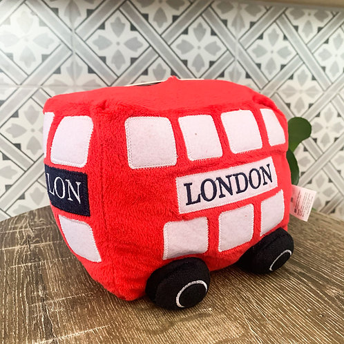 London Bus | Plush Toy