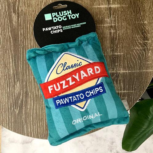 Pawtato Chips | Plush Toy
