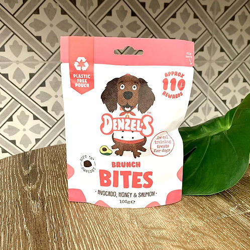 Brunch Bites | Soft 'n' Squishy Low Cal Training Treats | Denzels