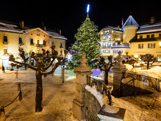 Megeve French Alps