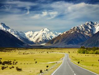 Visiting New Zealand