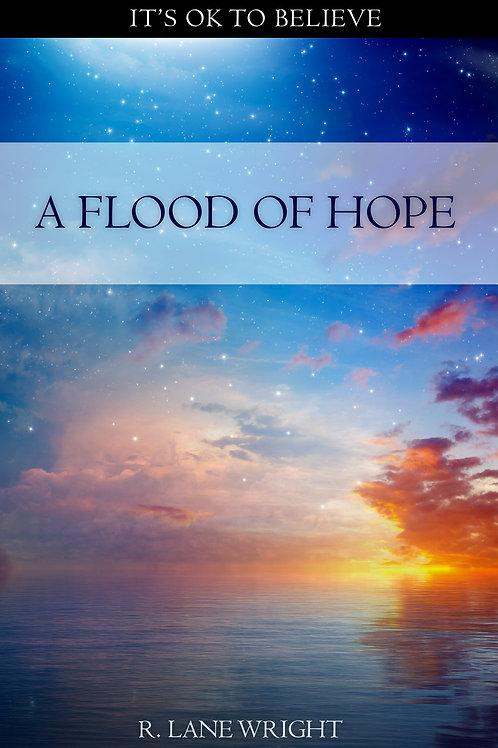 A Flood of Hope Signed Paperback