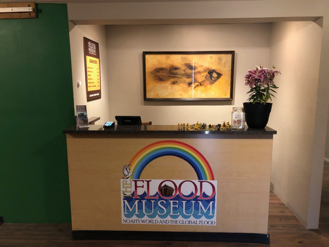 Welcome to The Flood Museum