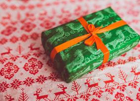 Eine Portion Gesundheit zu Weihnachten