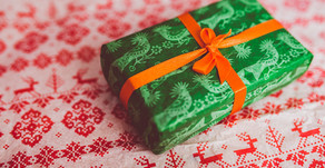 Wrapping Christmas Gifts: Protect Your Back While You Wrap