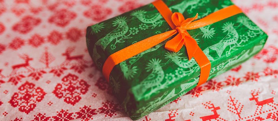 We all like a gift!