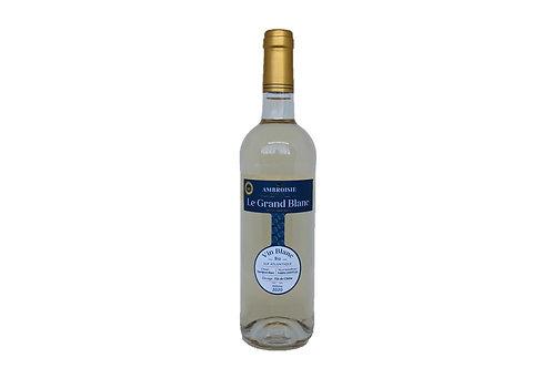 Le Grand Blanc - Vin Blanc sec Bio