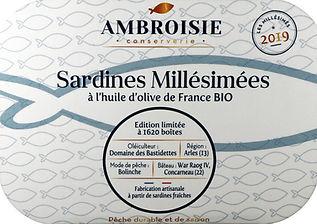 maison ambroisie conserve bio conserverie huitres tartinables rillettes cap-ferret terrines artisanale producteur dégustation terrines