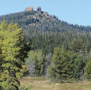 Rabbit Ears Peak, Colorado