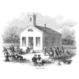 Prairie Schoolhouse c.1860
