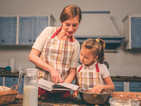 Tips to Get Kids in the Kitchen